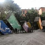 Guastoland: nuova vita al murale di Blu